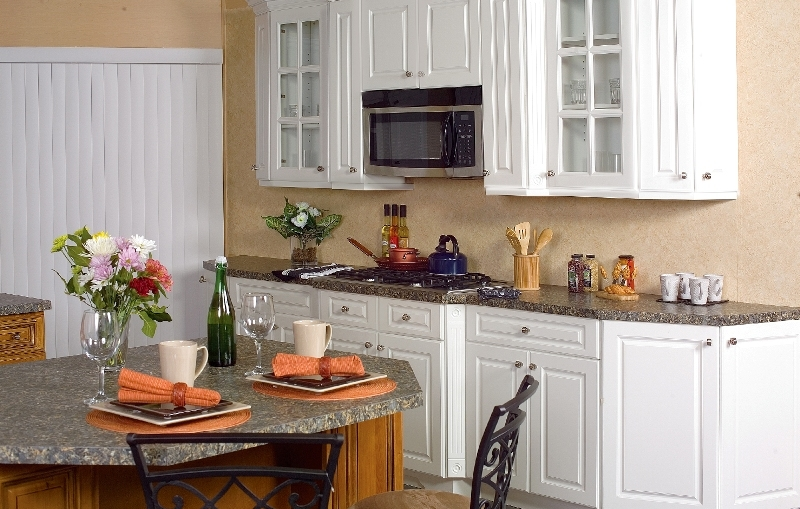 Thermafoil Cabinets Kitchen
